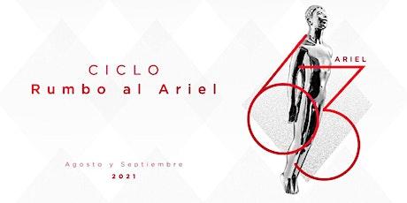 CICLO RUMBO AL ARIEL 2021 PRESENTA: ARREGLO NAPOLITANO Y EL GALLINERO boletos