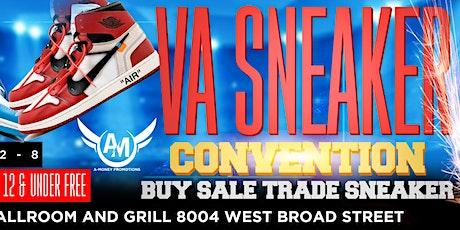 Virginia Sneaker Convention tickets