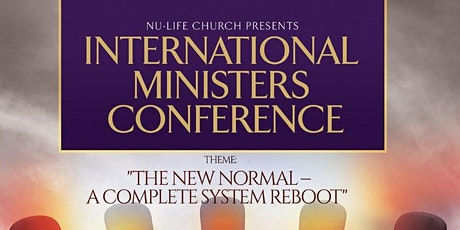 International Ministers Conference tickets