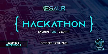 Hydrus7 Blockchain Hackathon tickets