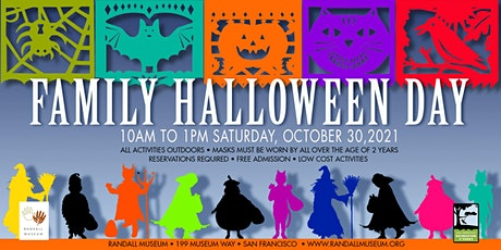 Randall Museum  Family Halloween Day tickets