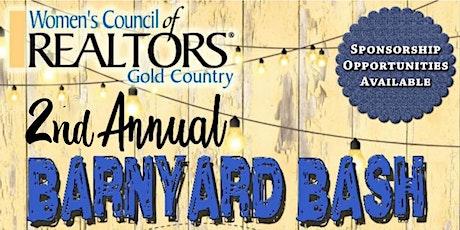 Barnyard Bash tickets