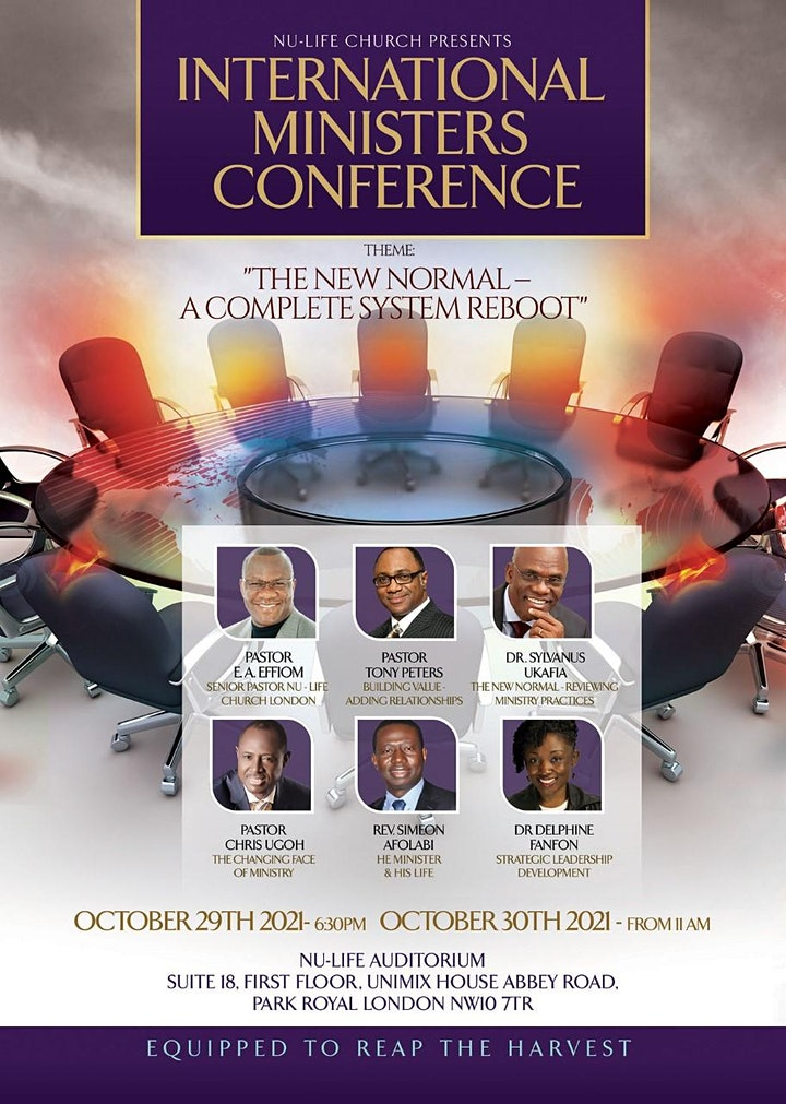 International Ministers Conference image