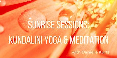 Sunrise Sessions: A Kundalini Yoga & Meditation Series tickets