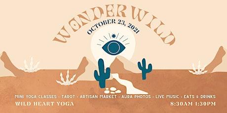 WonderWILD 2021 tickets