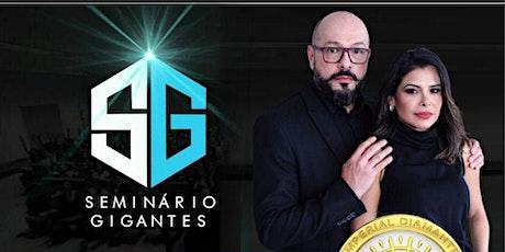 SEMINÁRIO GIGANTES BELÉM ingressos