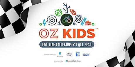 OZ Kids Fat Tire Criterium and Fall Fest tickets