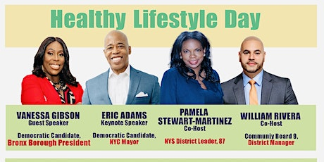 Healthy Lifestyle Day tickets