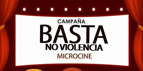Campaña BASTA NO VIOLENCIA: NIÑOS ASESINOS boletos