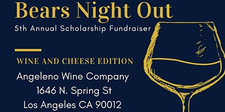 Bears Night Out 2021 tickets