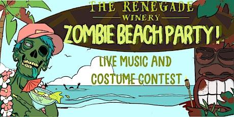Halloween Zombie Beach Party tickets