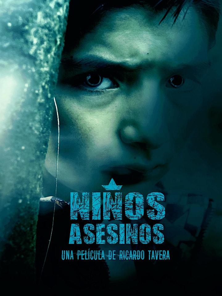 Campaña BASTA NO VIOLENCIA: NIÑOS ASESINOS image