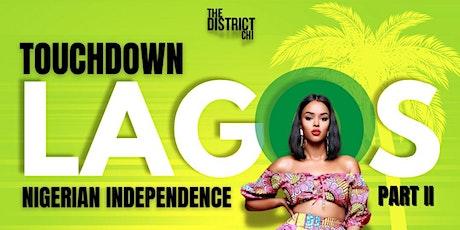 Touchdown Lagos II: Nigerian Independence Celebration! tickets