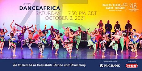 DanceAfrica 2021 tickets