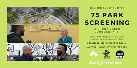 75 Park Outdoor Rough Cut Screening And Q&A tickets