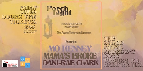 Porch Light tickets