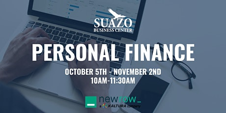 Personal Finance tickets