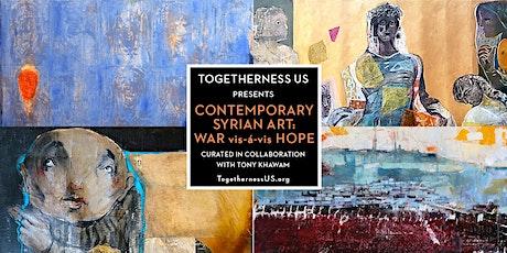 Contemporary Syrian Art Exhibition tickets