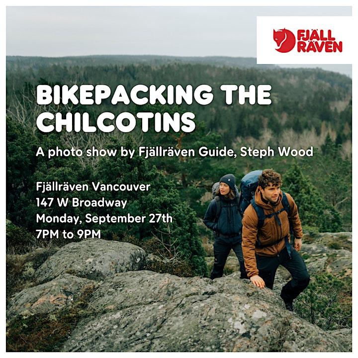 Bikepacking the Chilcotins image