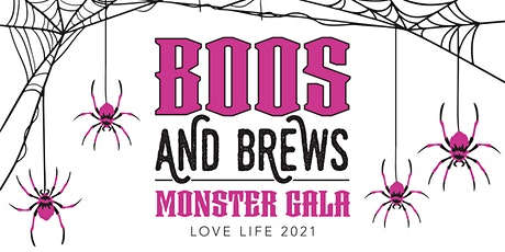 Boos & Brews Monster Gala tickets