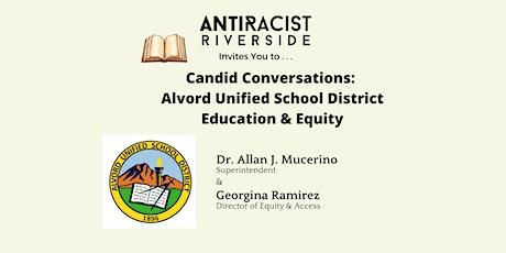 Candid Conversation with Dr. Allan Mucerino & Georgina Ramirez Alvord USD tickets
