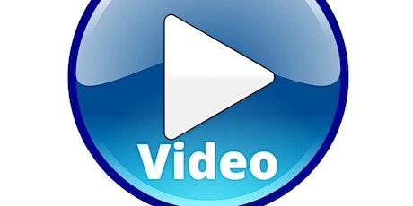 Free webinar: The Power of Video Marketing tickets