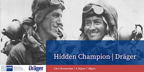 Hidden Champion | Dräger tickets