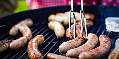 Divine Social Kings Park Sausage Sizzle tickets