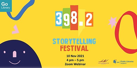 Planet Earth: Our Home [398.2 Storytelling Festival 2021] tickets