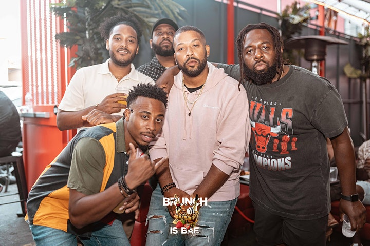 BRUNCH IS BAE DAY PARTY image