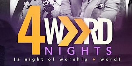4Ward Nights tickets