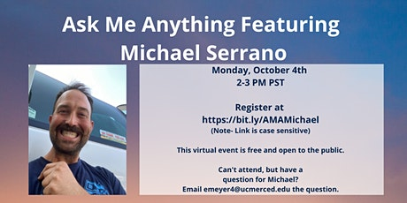 Ask Me Anything Featuring Michael Serrano tickets