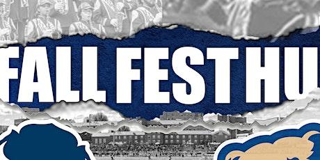 Fall Fest HU tickets