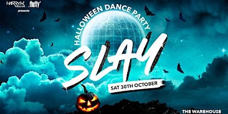 SLAY Halloween Dance Party tickets