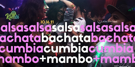 Salsa, Bachata, Cumbia and Mambo Dance Party tickets
