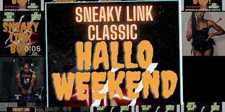 Classic Hallo-Weekend tickets