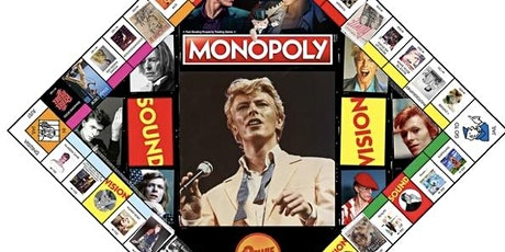 A NIGHT OF BOWIE BOARDGAMES AND LETS DANCE DISCO ⚡️ tickets