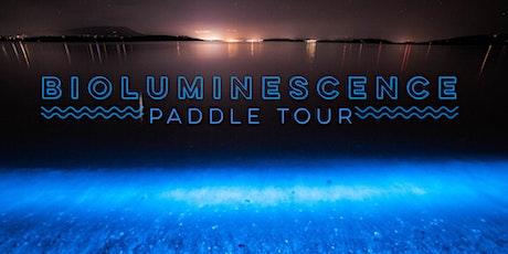 Bioluminescence - End of Season Paddle Tour tickets