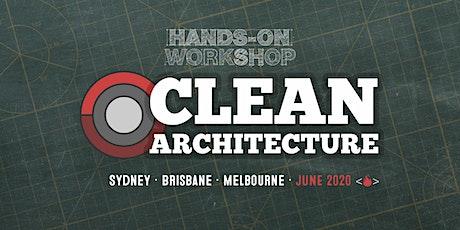 Clean Architecture  2-day Workshop - Melbourne tickets