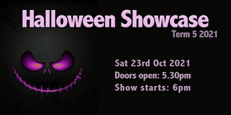 T5 Halloween Showcase tickets