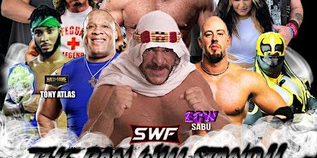 SWF wrestling Live from Holmdel NJ tickets