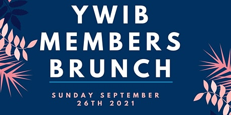 Ywib Members Brunch tickets