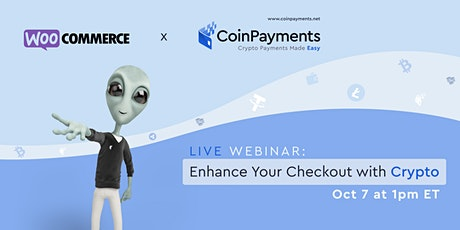 Enhance your checkout with crypto on WooCommerce tickets