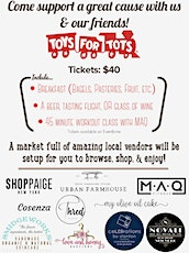 Urban Farmhouse x MAQ Fitness Charity Work Out Event tickets