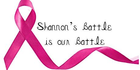 Shannon's Battle is Our Battle Charity 5K tickets