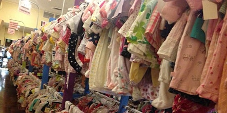 ChickenKidz Consignment Event - CHARITY PRESALE tickets