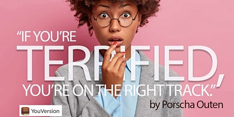 If You're Terrified, You're on the Right Track: Q&A w/ author Porscha Outen tickets