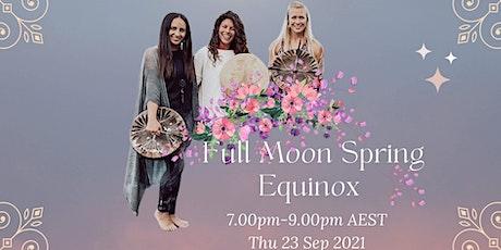 Full Moon Spring Equinox: Udaya Retreats Collective & Bondi Beach Babes tickets
