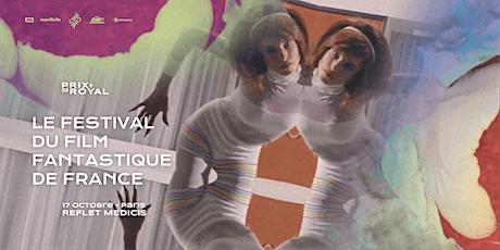 Le Festival du Film Fantastique de France 2021 billets