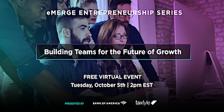 Building Teams for the Future of Growth tickets